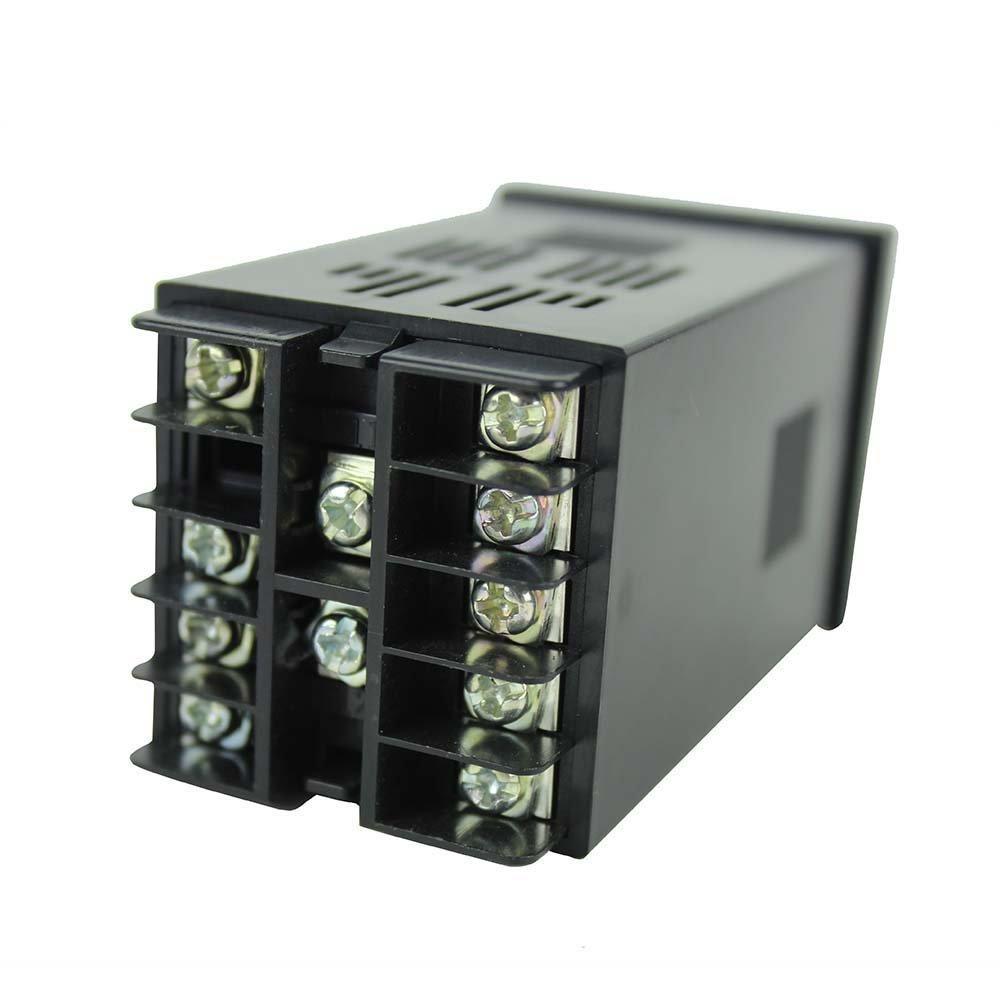 Elaboraci/ón de la cerveza Inkbird PID Digital Controlador de Temperatura 2 Rel/és Omron ITC-100RH 220V Termostato Controlador de Refrigeraci/ón y Calefacci/ón para Acuario Hogar y Laboratorio