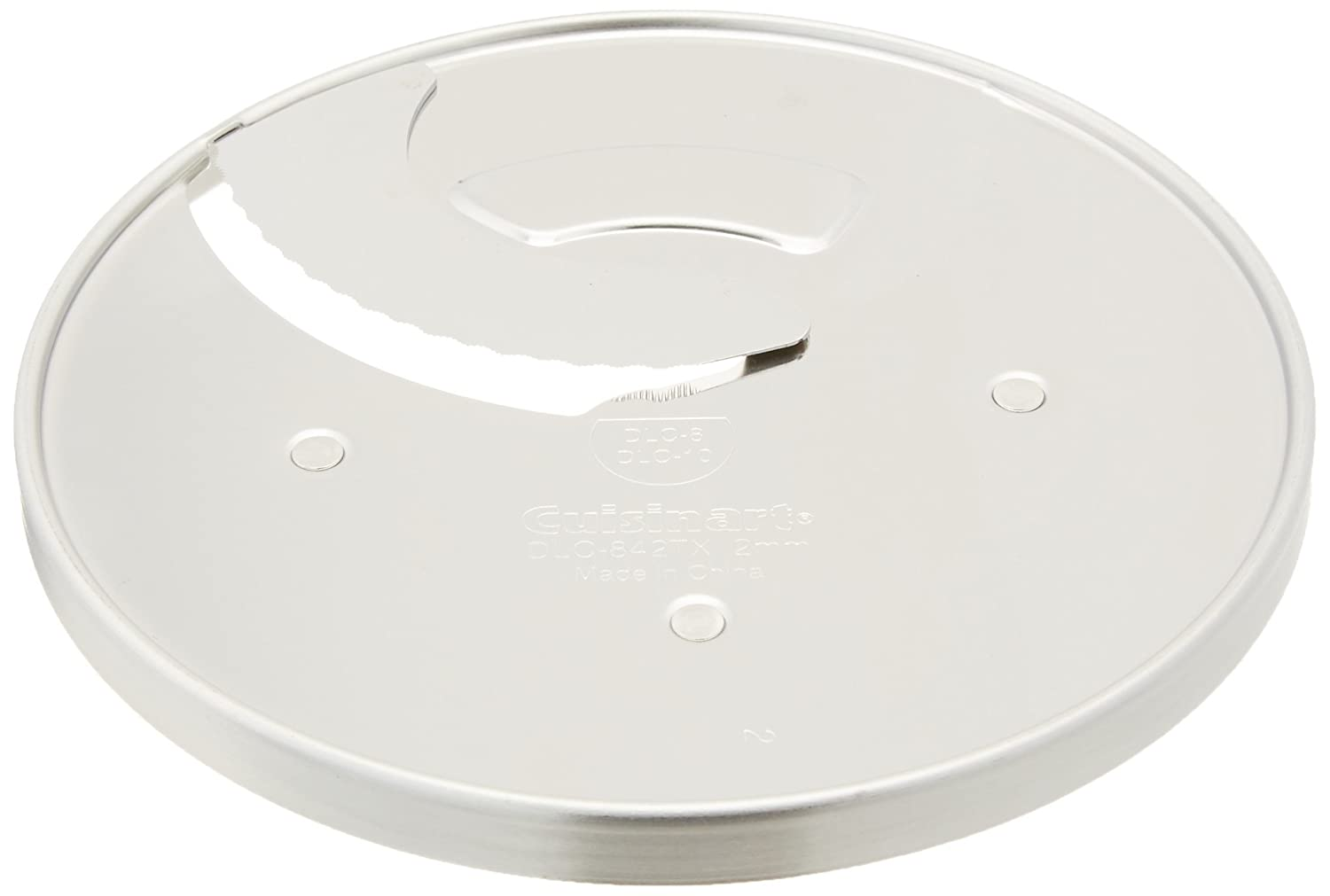Cuisinart DLC-842TX 2mm Thin Slicing Disc