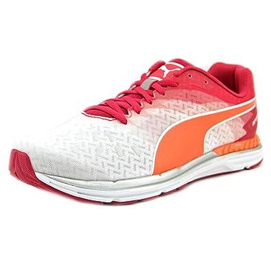 Zapatillas de running blancas Puma Speed 300 Ignite Women US 6.5: Amazon.es: Zapatos y complementos