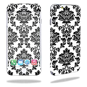 """MightySkins Protective Vinyl Skin Decal Cover for Apple iPhone 6/6S Plus 5.5"""" Cover Sticker Skins Vintage Damask"""