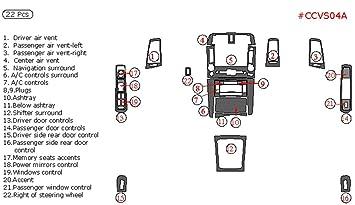 amazon com dash overlay kit item ccvs04a sazw cadillac cts v rh amazon com