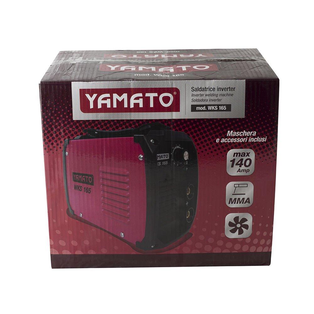Soldadura Yamato Wks 165 140 Amperios: Amazon.es: Bricolaje y herramientas