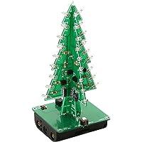YUYDYU DIY Christmas Tree 3D Christmas Soldering Practice