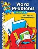 Word Problems, Grade 3, Teacher Created Resources Staff, 0743933133
