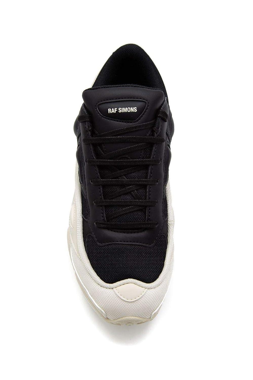 best sneakers 64c2a c8e7d Adidas by RAF Simons Hombre F34264 BlancoNegro Tela Zapatos Amazon.es  Zapatos y complementos