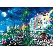 Buffalo Games Alexander Chen: South Beach Moonlight Jigsaw Puzzle (1000 Piece)