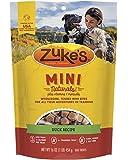 Zuke's Mini Naturals Dog Treats, Duck