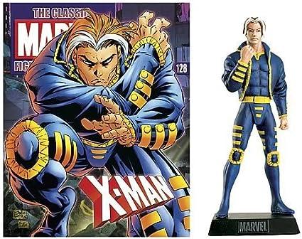 MAG Classic MARVEL Figura Collezione Edizione 128 X-Man Eaglemoss STATUETTA