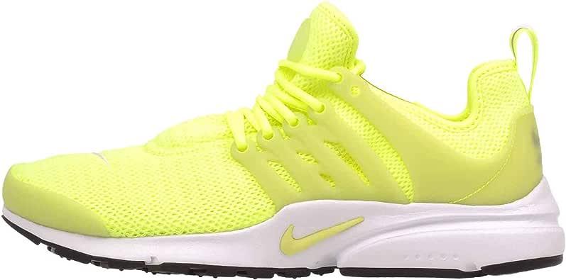 Nike W Air Presto, Zapatillas de Running para Mujer, Amarillo (Amarillo (Volt/White-Black), 38.5 EU: Amazon.es: Zapatos y complementos