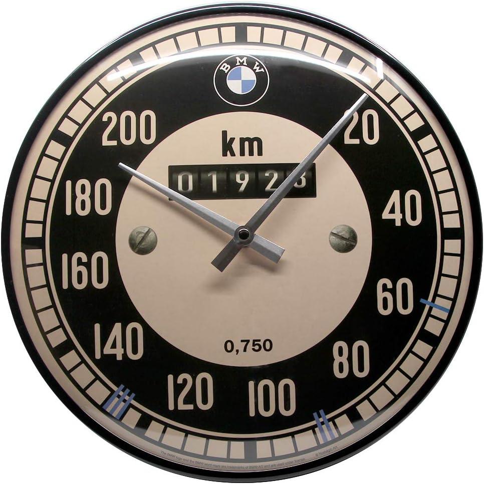 Nostalgic-Art 51080 BMW - Tachometer - Reloj Decorativo de Pared