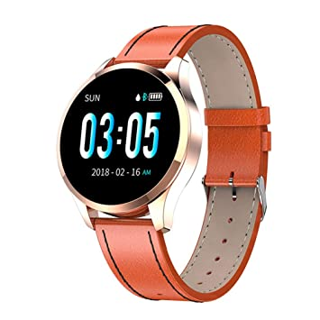Amazon.com: AXELEL Smartwatch by with Heart Rate and ...