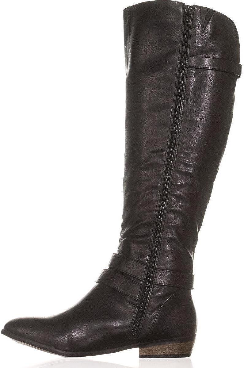 Material Girl Womens mcarleigh Closed Toe Knee High Fashion Boots