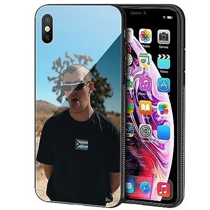 Amazon.com: LBIAO LB-163 - Carcasa para iPhone XR X XS MAX 8 ...
