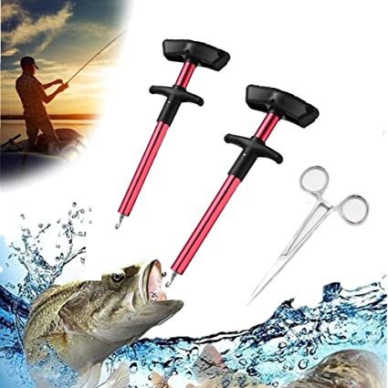 Easy Fish Hook Remover Fishing Tool T Shaped Fish Hook Extractor Hook Separator