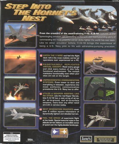 Amazon com: F/A-18 - PC: Video Games