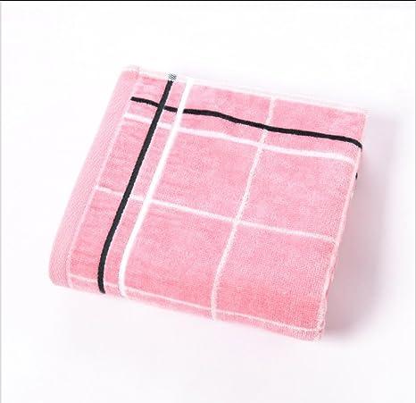 toalla 100% algodón satén amante 74 * 35 CM 95 G , red