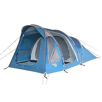 Regatta Premium 4 Man Weekend Family Tent with Carpet  sc 1 st  Amazon UK & Regatta Premium 4 Man Weekend Family Tent with Carpet: Amazon.co ...