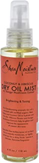 product image for Shea Moisture Coconut & Hibiscus Dry Oil Mist for Unisex, 4 Ounce