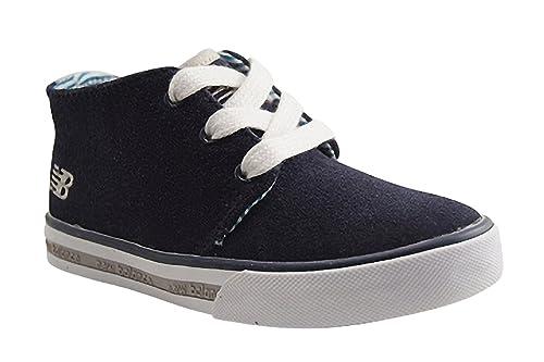 NEW BALANCE KIDS - Zapatillas de Deporte para niña, Azul (Azul Marino), 32: Amazon.es: Zapatos y complementos