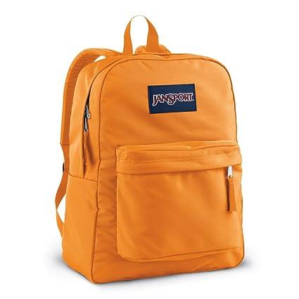 promo code af09d 27392 Amazon.com   JanSport T501 Superbreak Backpack - Orange Team   Basic  Multipurpose Backpacks   Sports   Outdoors