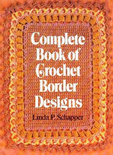 Crochet Border Designs - 6