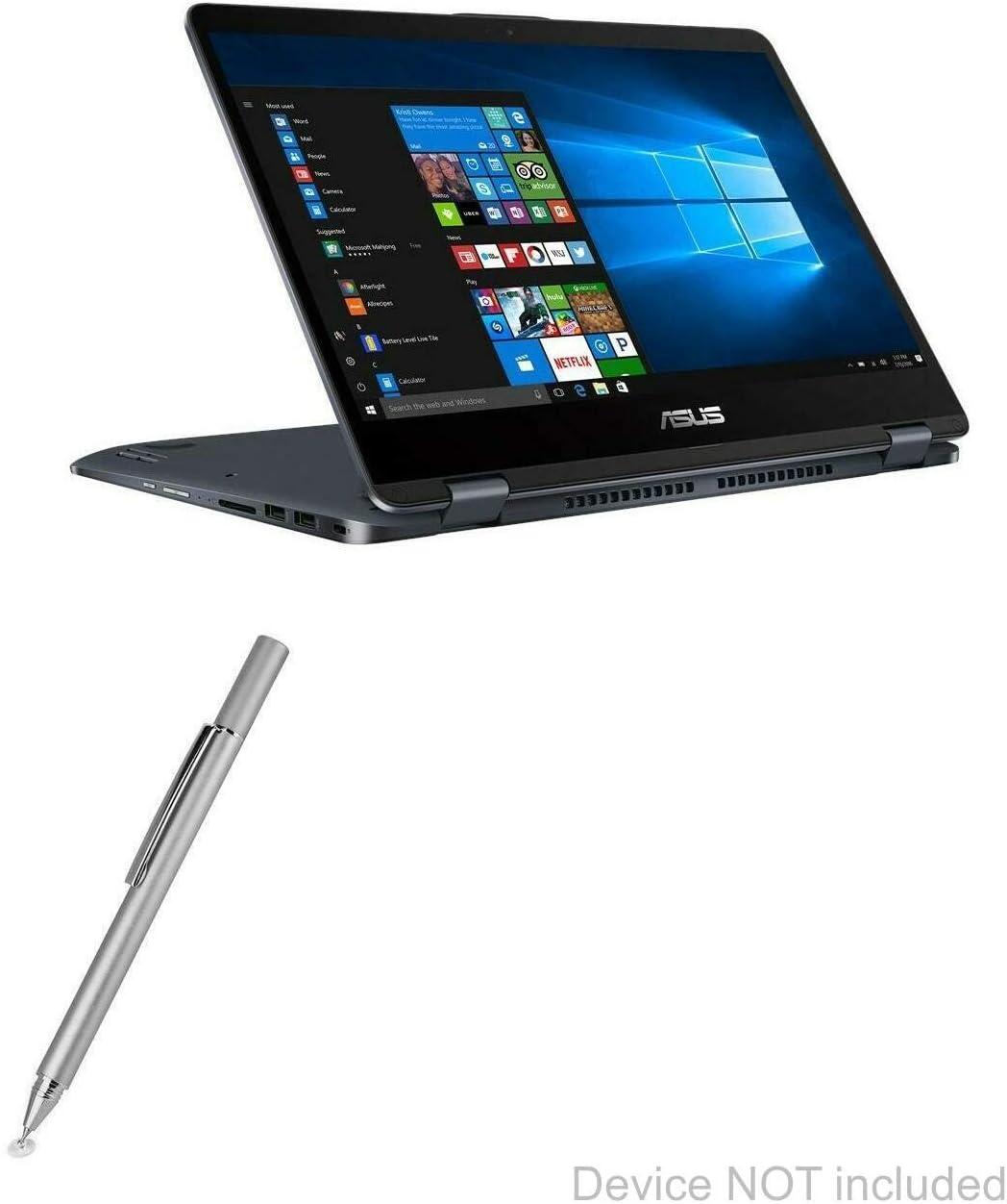 Broonel Black Mini Fine Point Digital Active Stylus Pen Compatible with The ASUS VivoBook S14 S410UA ASUS VivoBook S14 S430FA