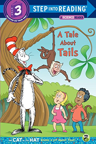Know About Cats - A Tale About Tails (Dr. Seuss/The Cat in the Hat Knows a Lot About That!) (Step into Reading)