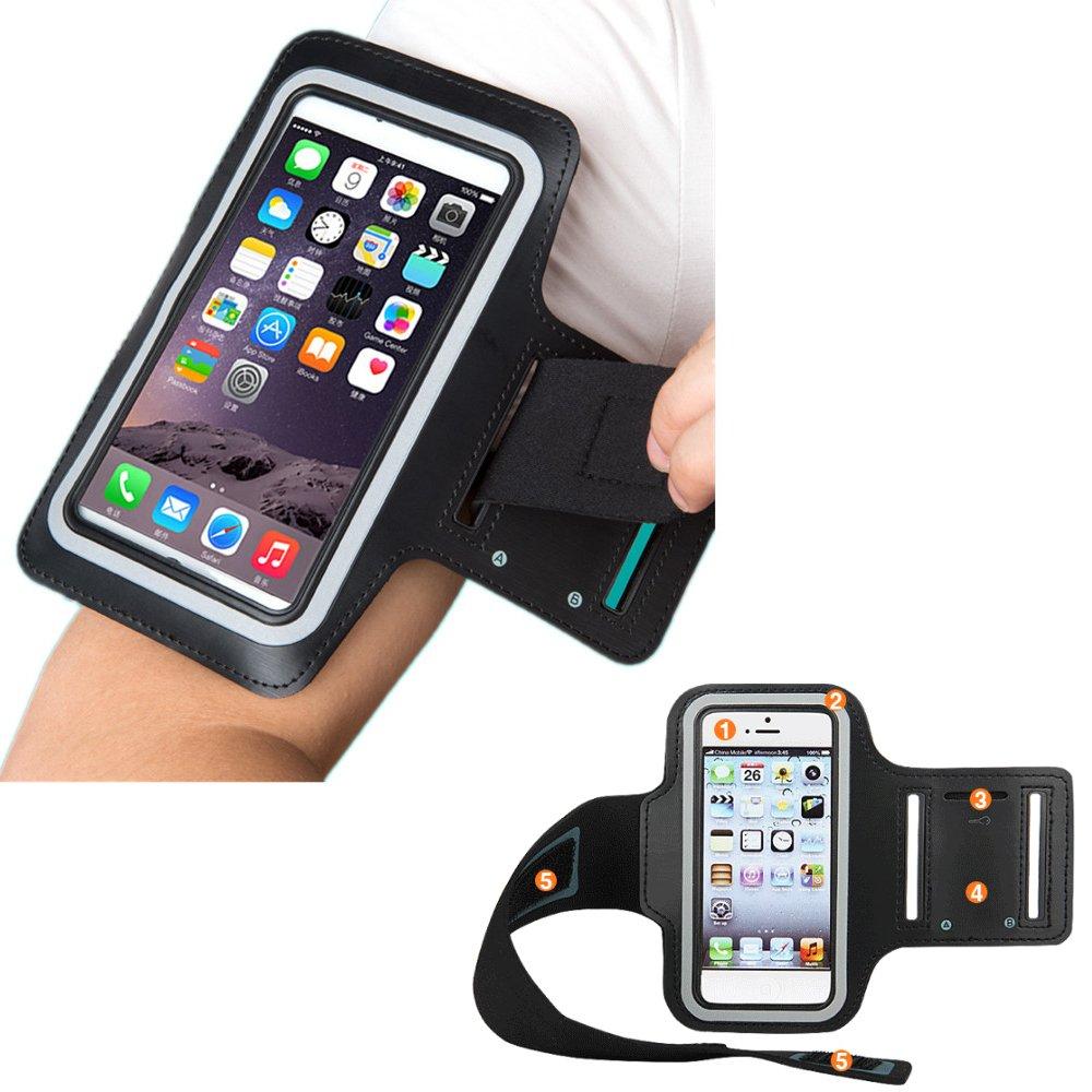 official photos 6e34a ce4ae Amazon.com: Cellphone Band Phone Screen Protector Adjustable ...