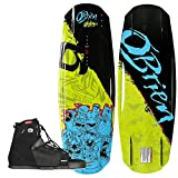 OBrien Hooky 123 Wakeboard Package with 12-5 Access Boot Kids