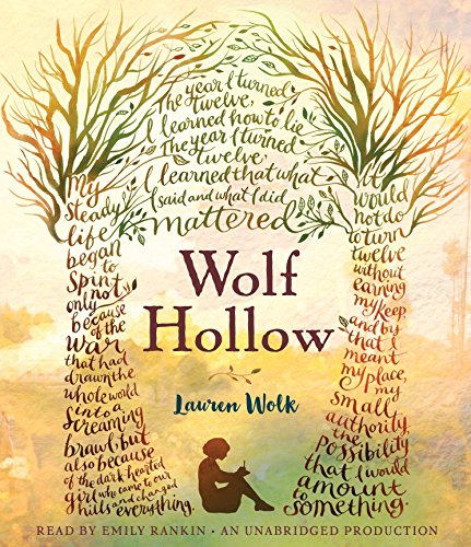 Wolf Hollow by Listening Library (Audio)