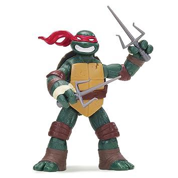 Teenage Mutant Ninja Turtles 14090504 - Muñeco de Raphael ...