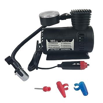 Fannty Inflador eléctrico del neumático de la bici de la bomba del ...