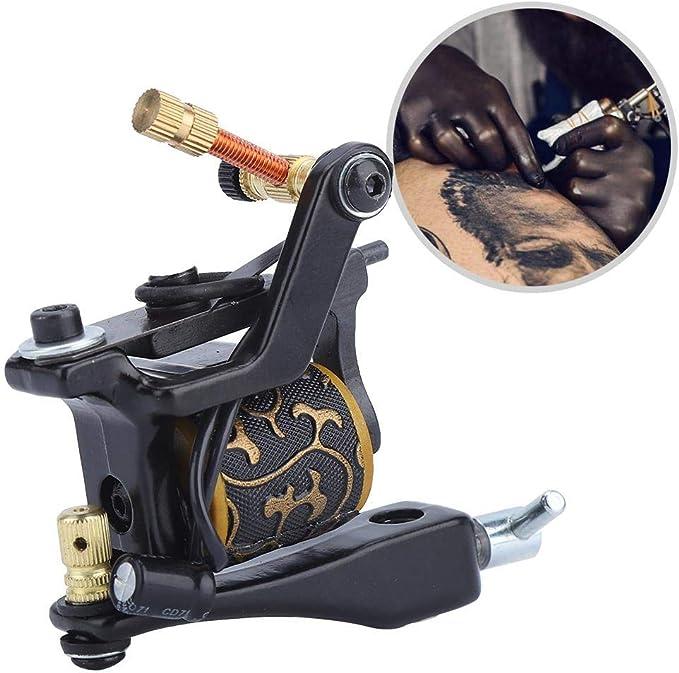 Máquina de tatuaje de alambre de 12 bobinas de urdimbre, Máquina ...