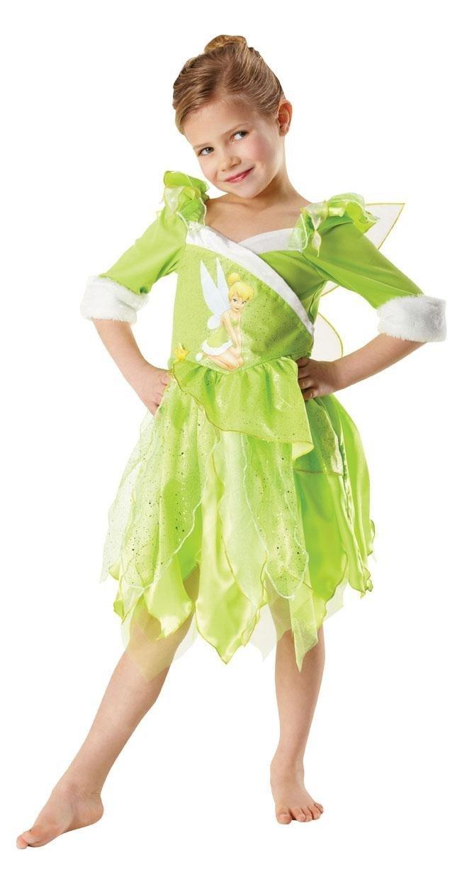Rubie\'s Official Disney Princess Winter Wonderland Tinkerbell ...