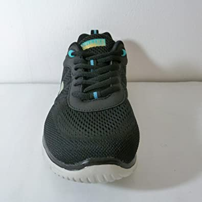 Turquoise Baskets Shoes Mustang Couleur Sport Chaussures Femme pYwO4q