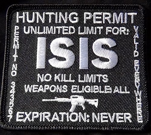 [Terrorist ISIS Hunting Permit Patch 3.5