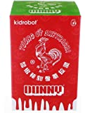Kidrobot Sketracha 3-inch Dunny Figure SketOne Blind Box