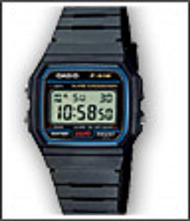 batteria orologio casio