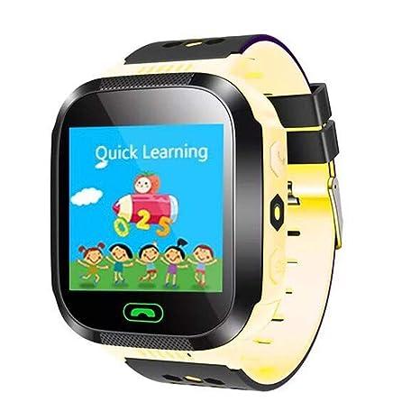 Amazon.com: GuGio - Reloj inteligente para niños, reloj ...