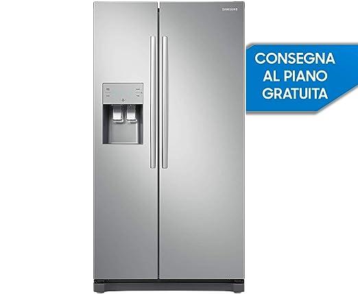 Samsung RS50N3603SA nevera puerta lado a lado Independiente Plata ...