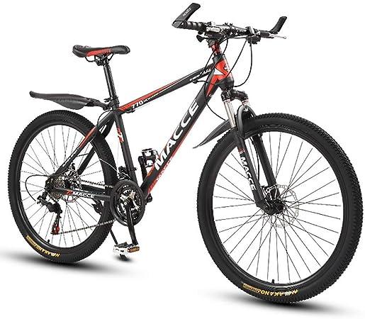 XHCP Bicicleta de montaña para Adultos, Bicicleta de montaña de 26 ...