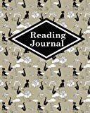 51 chart - Reading Journal: Book To Read Journal, Reading Log Chart, Reading Book Log, Summer Reading Log, Cute Paris & Music Cover (Volume 51)
