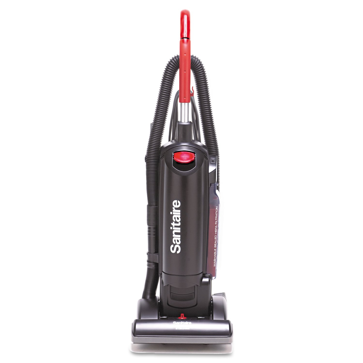Sanitaire SC5713B: HEPA ™ Filtration Upright Vacuum by Sanitaire