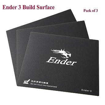 Amazon.com: Enomaker Creality Ender 3 - Placa de plataforma ...
