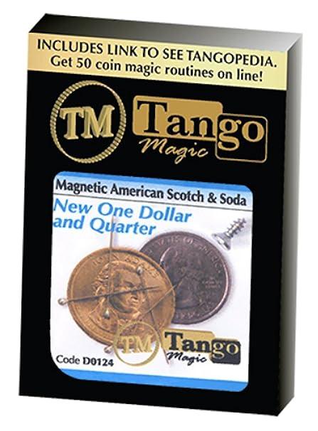 Promotional magic tricks dollar giveaways