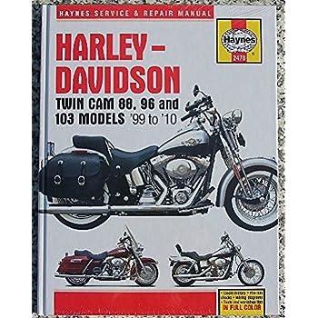 harley fatboy service service manual
