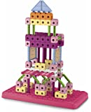 Fisher-Price TRIO Building Set with storage - Pink