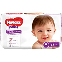 Huggies Platinum Pants, M, 33ct