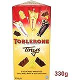 Toblerone Tiny Mixed Chocolate Carton, 330 g