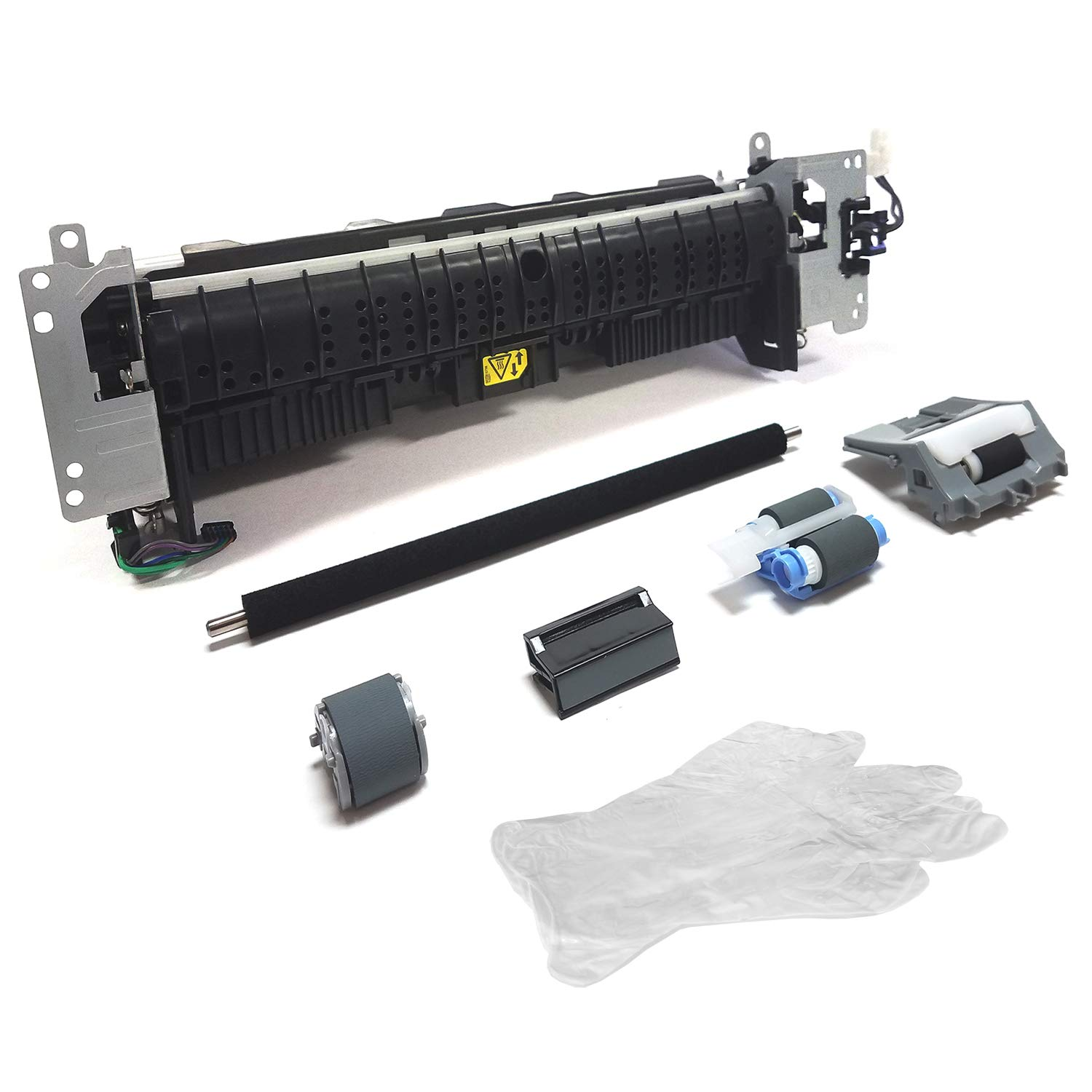 Altru Print RM2-5679-MK-AP (FM1-V151) Maintenance Kit for HP Laserjet Pro M501, M506, M527 (110V) with Fuser, F2A68-67910 Transfer Roller, F2A68-67914 MP Tray and 1 Pair of F2A68-67913 Tray 2 Rollers by Altru Print
